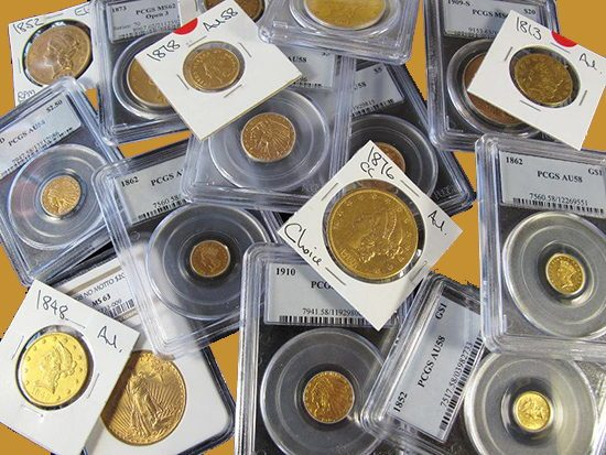 Consejos para poder iniciar en el mundo del coleccionismo de monedas